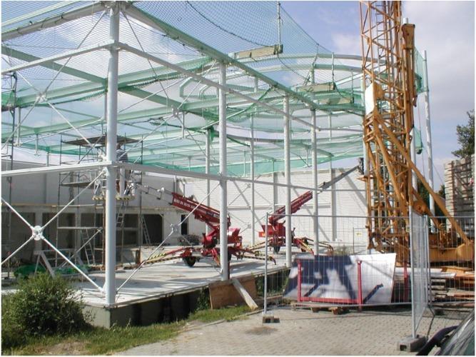 Ingenieurbüro Statik Konstruktion Planung Beratunng autohaus Toyota