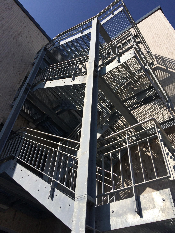 Ingenieur Statik Treppenkonstruktion