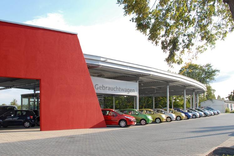 Ingenieurbüro Statik Konstruktion Planung Beratunng Autohaus Leipzig3
